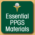 Essential PPGS Materials Category Button